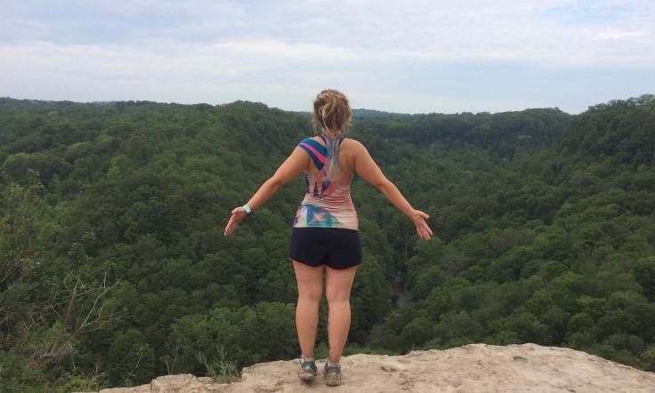 outdoors, appreciation, Dundas Valley, running, adventure, local, Dundas Peak