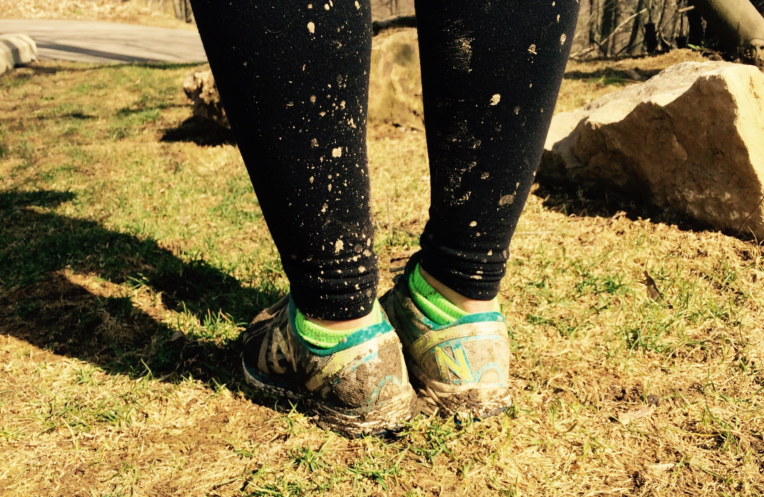 mud, trails, hiking, running, spring, Dundas Valley