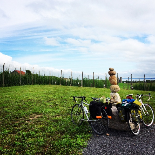 Cycle Touring, Finger Lakes, New York, Biking, Cycling, Little Moments