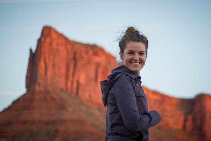 Happiness, Moab, Utah, desert, Hwy 128, Wanderlust